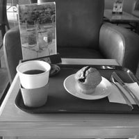 Photo taken at Caribou Coffee by iAbdulrahmn on 11/1/2012