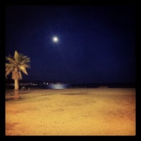 Photo taken at Playa de La Misericordia by Sancho A. on 11/27/2012