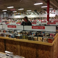 Photo taken at Cheapo Records by Katie Jo K. on 3/30/2013