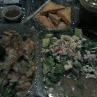 Photo taken at Navin Thai Restaurant by Steven R. on 10/22/2012