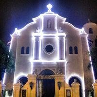 Photo taken at Santuario de San Antonio Parish by Danilo V. on 6/4/2013