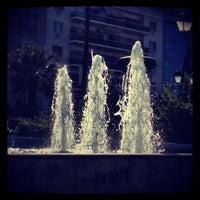 Photo taken at Mavili Square by Rania P. on 1/31/2013