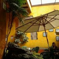 Photo taken at Café Del Fondo by Eu C. on 12/15/2012