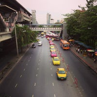 Photo taken at Chatuchak Weekend Market by chestsadapong f. on 6/22/2013