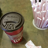 Photo taken at Tim Hortons by Guido D. on 1/25/2015
