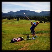 Photo taken at Lake Placid Club Resort Golf by Carmen C. on 7/12/2013