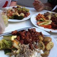Photo taken at Vegan Kitchen & Bakery by Carmen C. on 6/22/2013