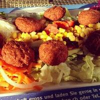 Photo taken at Restaurant Bahnhof by Carmen C. on 12/17/2013