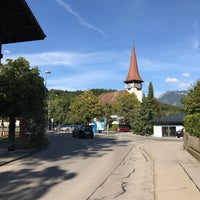 Photo taken at Spiez by Meshaal S. on 9/5/2017