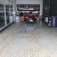 Photo taken at Porsche Service Center by Meshaal S. on 3/10/2018