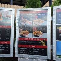 Photo taken at Raising Cane's Chicken Fingers by Will F. on 7/12/2016