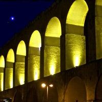 Foto tirada no(a) Arcos da Lapa por Ricardo G. em 1/2/2013