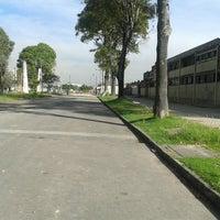 Photo taken at Bloques CAN Universidad Nacional by Natalia C. on 10/26/2013