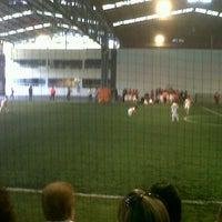 Photo taken at Liga Euro by Javier H. on 12/18/2012