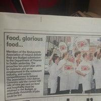 Photo taken at Restaurants Association of Ireland by Adrian C. on 9/13/2013