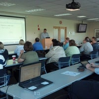 Photo taken at Pittsburgh Technology Council by Sandy U. on 9/19/2012