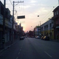 Photo taken at Rua da Mooca by Marcelo G. on 10/11/2012