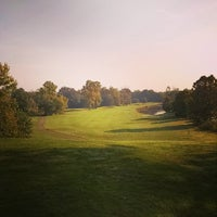 Photo taken at Coffin Golf Course by Justin K. on 9/20/2014