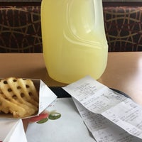 Photo taken at Chick-fil-A by Angie B. on 5/26/2017