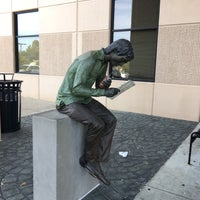 Photo taken at Hardesty Regional Library by Angie B. on 10/19/2017