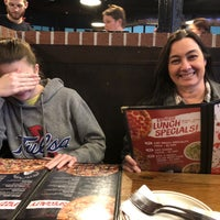 Photo taken at Hideaway Pizza by Richard B. on 12/15/2017