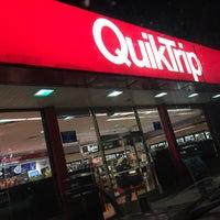 Photo taken at QuikTrip by Richard B. on 1/20/2017