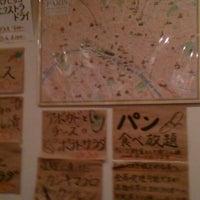 Photo taken at ワイワイワイン食堂 by Maki S. on 2/13/2014