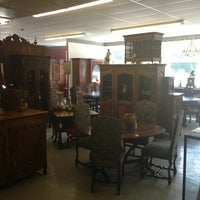 Photo taken at Schmidts Antiques by Ed K. on 8/4/2013