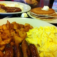 Photo taken at Perkins Restaurant & Bakery by Amanti M. on 10/13/2012