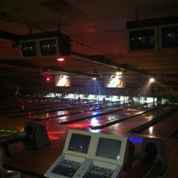 Photo taken at Bowl A Roll Lanes by gerard d. on 10/28/2012