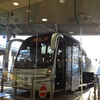 Photo taken at National Express / Eurolines Coach Station by Kamal on 4/6/2013