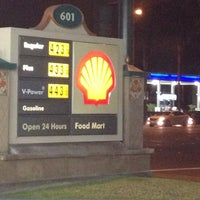 Photo taken at Shell by Ferny D. on 2/8/2013