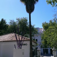 Photo taken at Oficina de Turismo Vejer by Paul W. on 6/4/2014