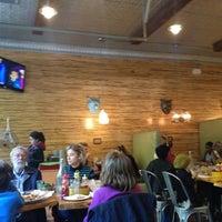 Photo taken at Bareburger by Michael F. on 10/13/2012