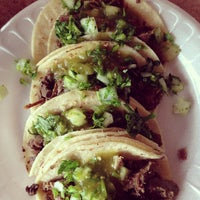 Photo taken at Lilly's Taqueria by Jordan R. on 7/6/2013