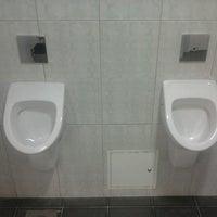 Photo taken at Virtsu sadama WC by Urmo T. on 9/27/2013