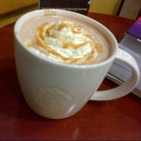 Photo taken at Starbucks by Novita S K. on 4/20/2013