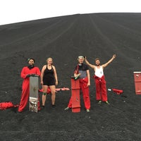 Photo taken at Cerro Negro by Francisco A. on 9/3/2016