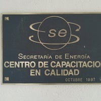 Photo taken at SENER CECAL by Miguel B. on 2/28/2017