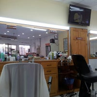 Photo taken at InDemand Barbershop by Thion L. on 4/4/2013