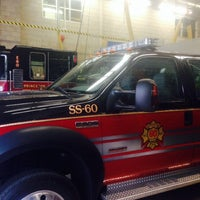 Photo taken at Princeton Fire Department Emergency Personnel On Duty Parking Only by 🚒🚨Scott on 10/13/2014