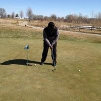 Photo taken at Bridges Golf Course by Richard M. on 4/5/2013
