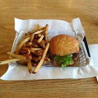 Photo taken at Brown Bag Burgers by Ryan G. on 12/18/2012