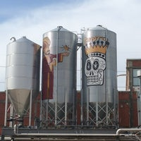Photo taken at Saint Arnold Brewing Company by Matt L. on 2/23/2013