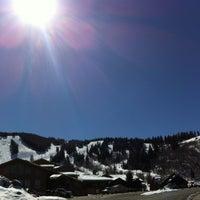 Photo taken at Deer Valley Resort by John Q. on 3/4/2013