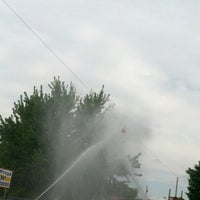 Photo taken at Paynesville Town & Country Days Fireman's Waterball Fight by Dave S. on 6/8/2013