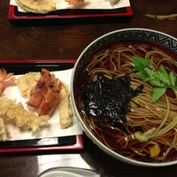 Photo taken at 駒形蕎上人 by Syuniti Y. on 3/15/2013