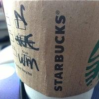 Photo taken at Starbucks by Peter L. on 3/28/2013