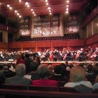11/23/2012에 Lyle I.님이 Kennedy Center Concert Hall - NSO에서 찍은 사진