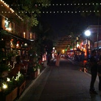 Photo taken at Espanola Way Village by Jessica V. on 7/20/2013